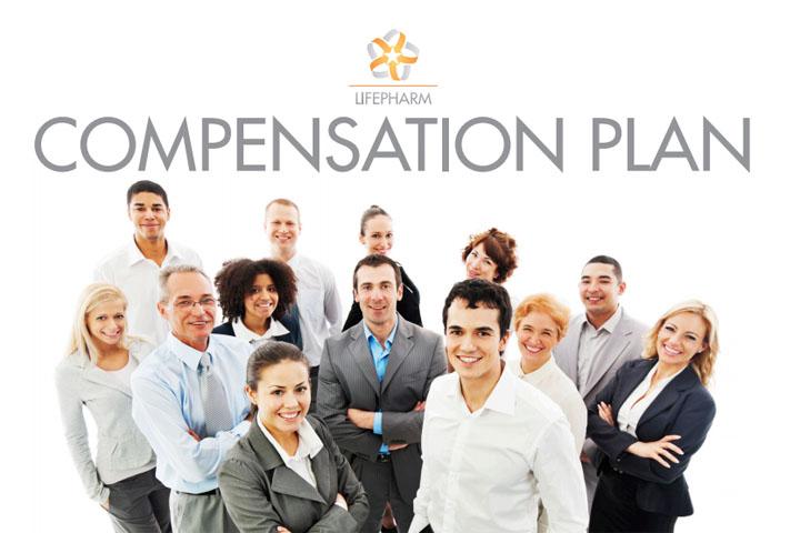 laminine compensation plan