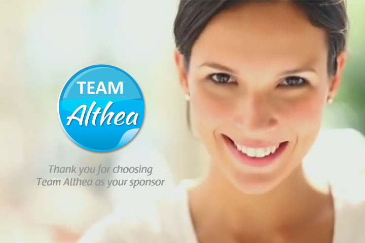 team althea