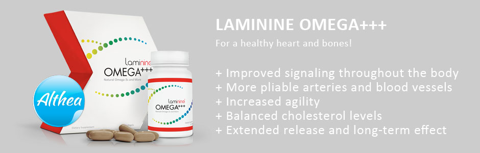 Laminine Omega +++ plus