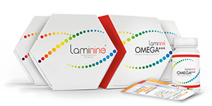 laminine omega box clinical test