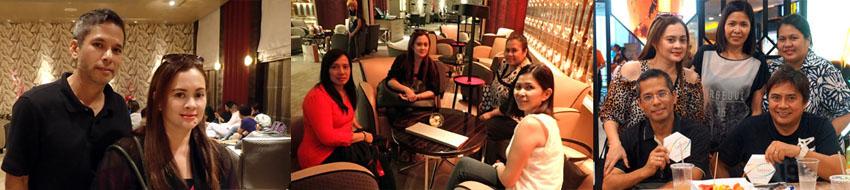 Laminine Singapore team leaders