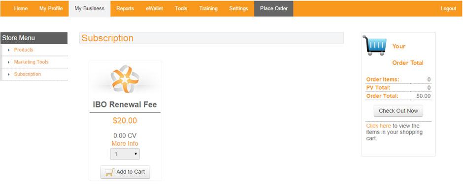 laminine membership fee